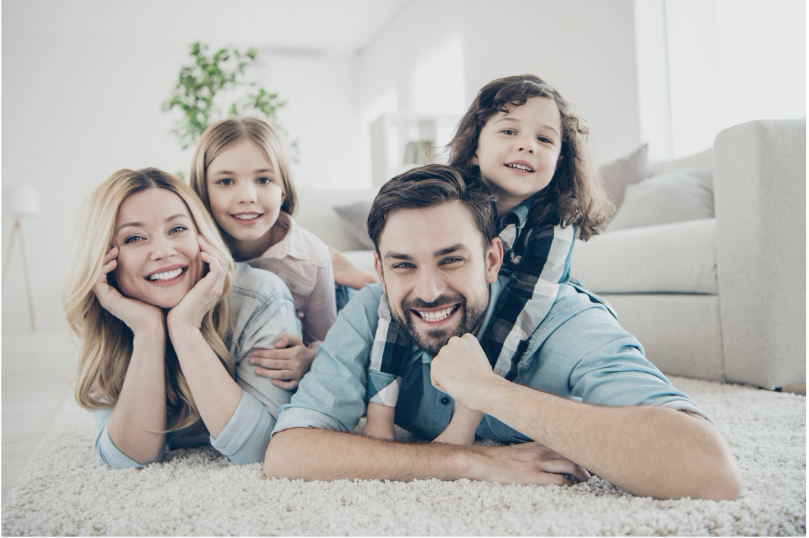 Blog - Happy family